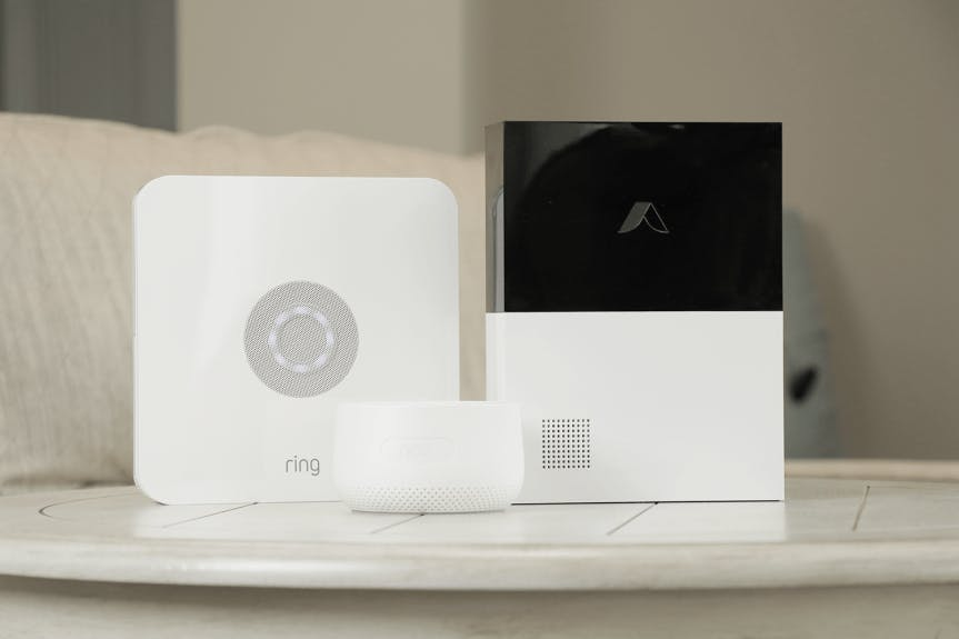 Abode Nest Secure Ring Alarm Home Security