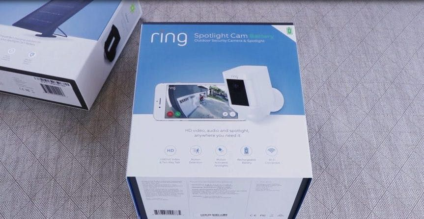 Hands-On Ring Spotlight Cam Battery and Solar Review