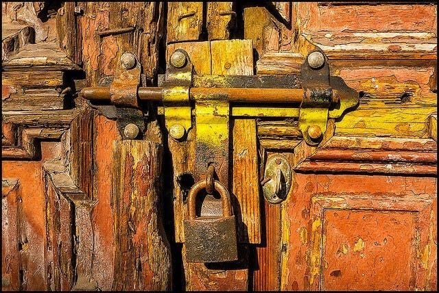 How To Secure A Door So It Cannot Be Kicked In