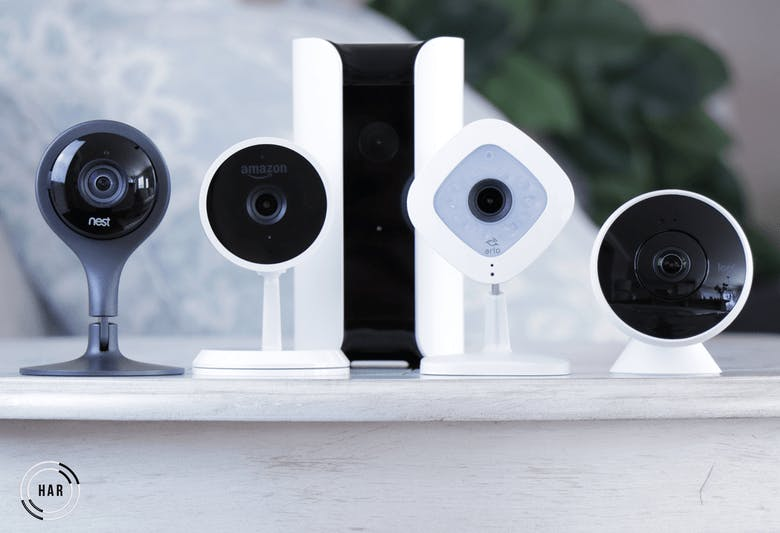 Canary Vs  Logi Circle Vs  Amazon Cloud Vs  Arlo Q Vs  Nest Cam